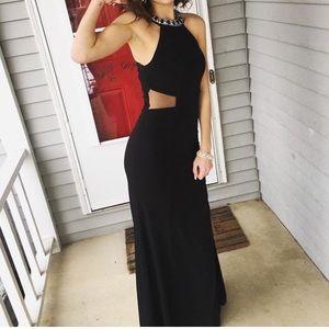 Black formal dress!